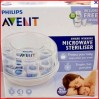 Philips Avent Award Winning Microwave Steriliser