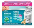 Tommee Tippee Ultimate Value Starter Kit nappy disposal and refills