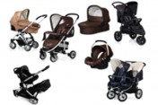 Prams Pushchairs