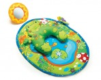 Tiny Love Tummy Time Mat Play Frog