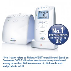 Philips Avent Dect 525 Baby Monitor