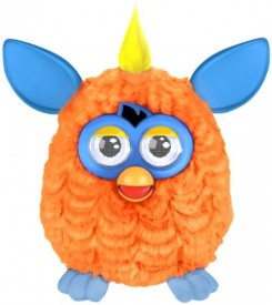 Furby the New Hot orange blue ears Interactive toy